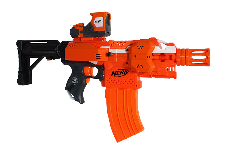 Nerf Stryfe Covers