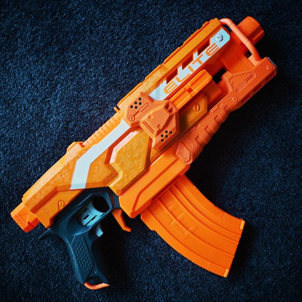 nerf demolisher 180 cover