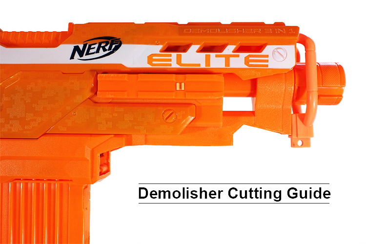 JASE3d demolisher grip