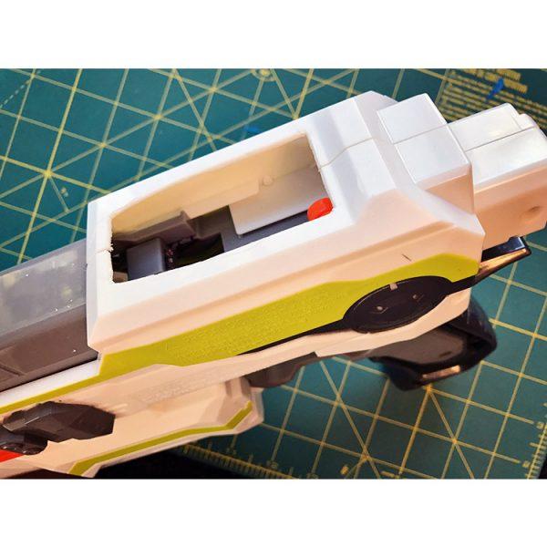 nerf modulus rail cut