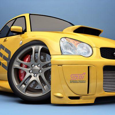 Jase3d Q-CARS